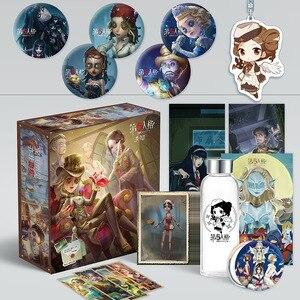 Image 3 - Nouveau japonais Anime Naruto une pièce bande dessinée ensemble tasse deau carte postale autocollant affiche cadeau luxe cadeau boîte Anime autour