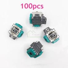 100 pces preço de atacado para nintend interruptor pro controlador 3pin 3d analógico joystick vara potenciômetro para ns pro