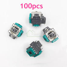 100pcs wholesale price for Nintend Switch Pro Controller 3Pin 3D Analog Joystick stick Potentiometer for NS Pro