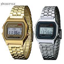 Watch Men Business Golden Gold Couple Watch