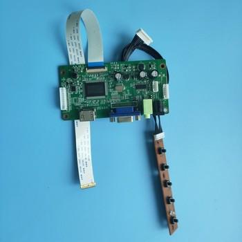 Dla LP125WH2-SPT1 monitor sterownik 1366 × 768 ekran wyświetlacz zestaw VGA 30Pin LED EDP EDP HDMI płyta kontrolera LCD DIY 12 5 #8243 tanie i dobre opinie OPLY PAVILION Hewlett-Packard 869780