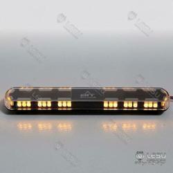LESU dach światło ostrzegawcze żółty LED 1/14 Tmy RC wóz strażacki ciągnik wywrotka samochód TH16422