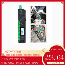 DY2203 Automotive Multifunction Tester Car Circuit Tester Digital Circuit Multim
