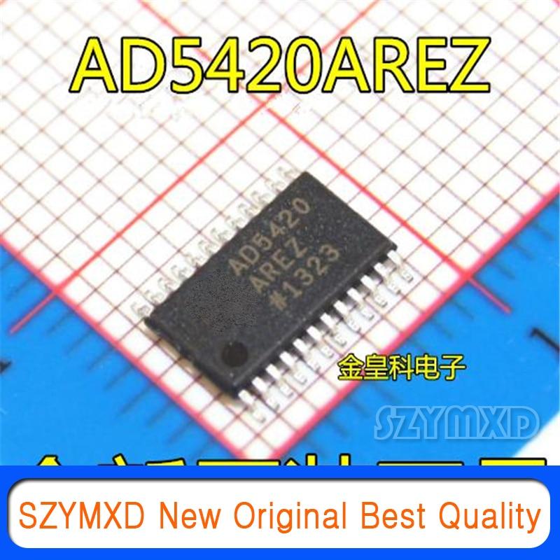 1 шт./лот новый оригинальный AD5420AREZ патч TSSOP24 цифро-аналоговый преобразователь чип AD5420 оригинальный в наличии
