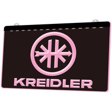 Led-Neon-Sign Motorcycles Kreidler Decoration Sculpted LD4489 9-Colors 3D And Wholesale