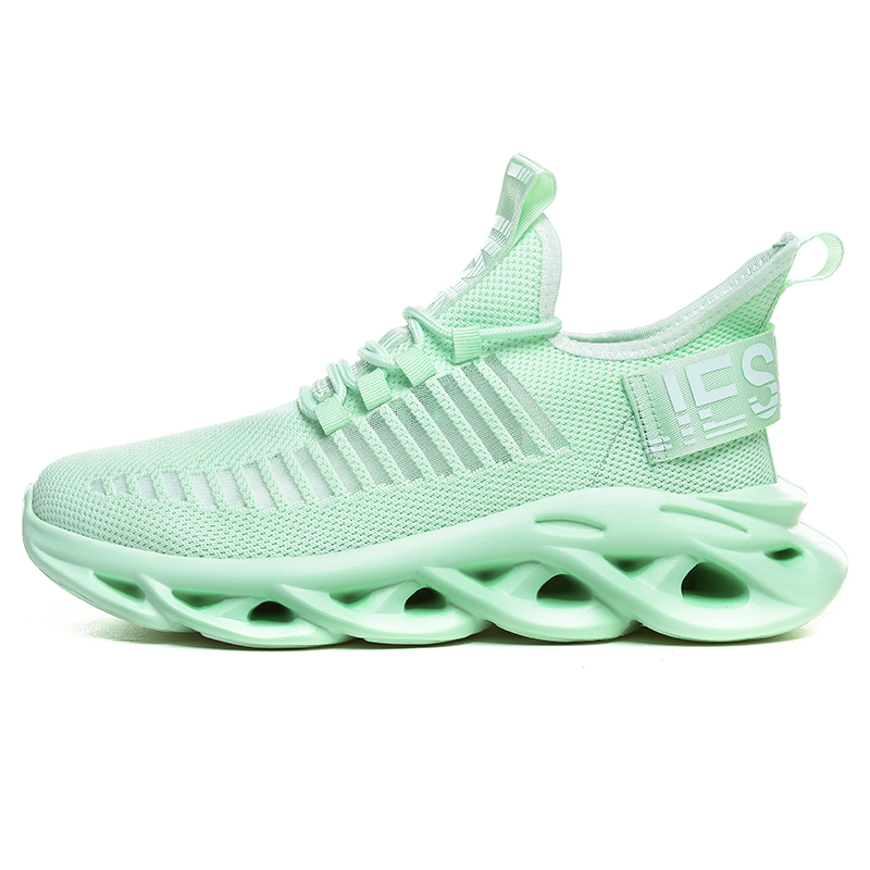 G101 Green-Couples Sneakers Casual Breathable Comfortable Sport Running Shoes