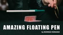 Incrível caneta flutuante por rodrigo romano-truque de magia