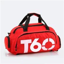 Водонепроницаемые спортивные сумки t60 для мужчин и женщин рюкзаки