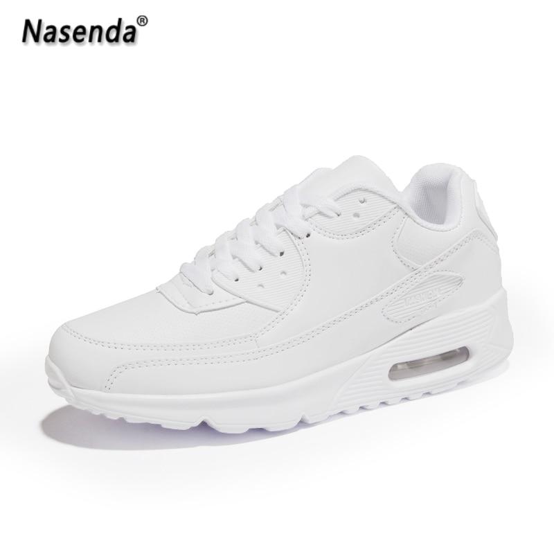 Air Cushion Men Women Shoes Fashion Outdoor Ladies Shoes Flats Casual Women Sneakers Summers Outdoor Walking Shoes Footwear 43