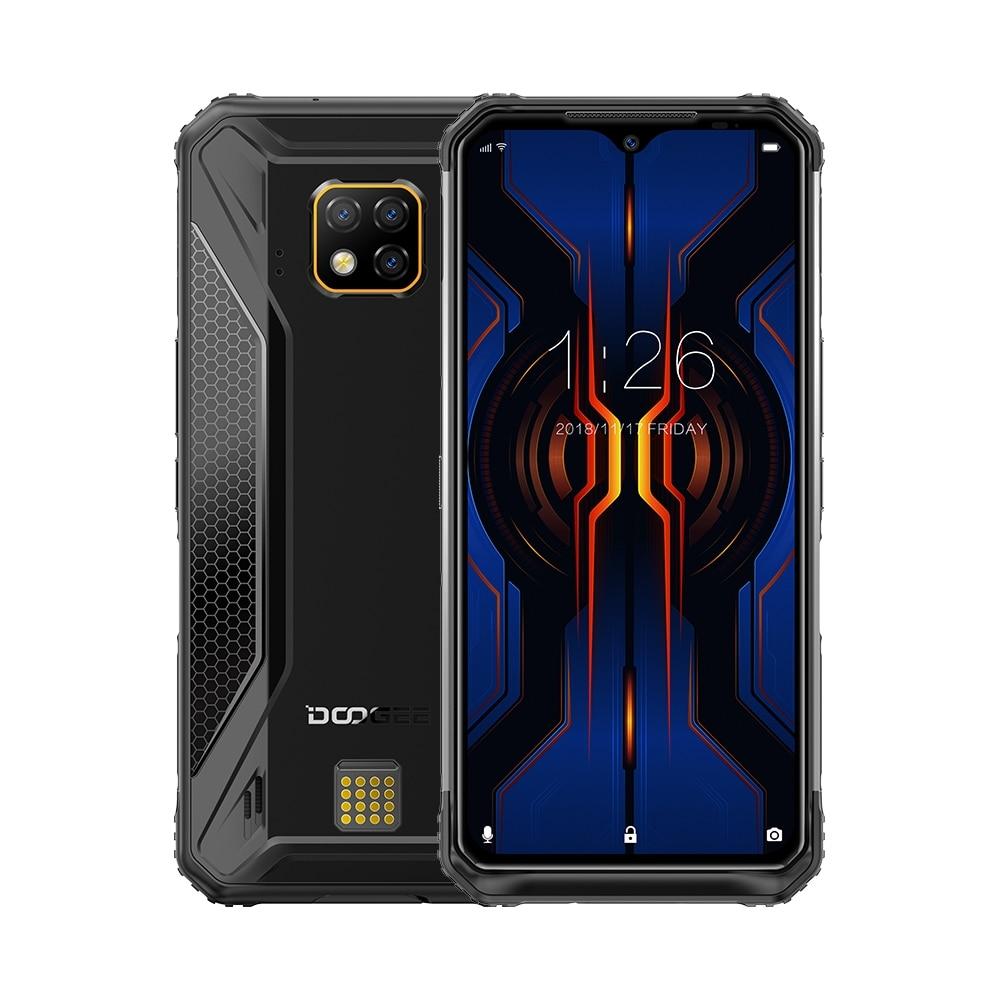 DOOGEE S95 Pro IP68/IP69K Rugged Phone Android 9.0 Pie Helio P90 Octa-Core 8GB RAM 128GB ROM 6.3