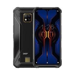 Перейти на Алиэкспресс и купить doogee s95 pro ip68/ip69k rugged phone android 9.0 pie helio p90 octa-core 8gb ram 128gb rom 6.3дюйм. fhd+ display 48mp cams wireles