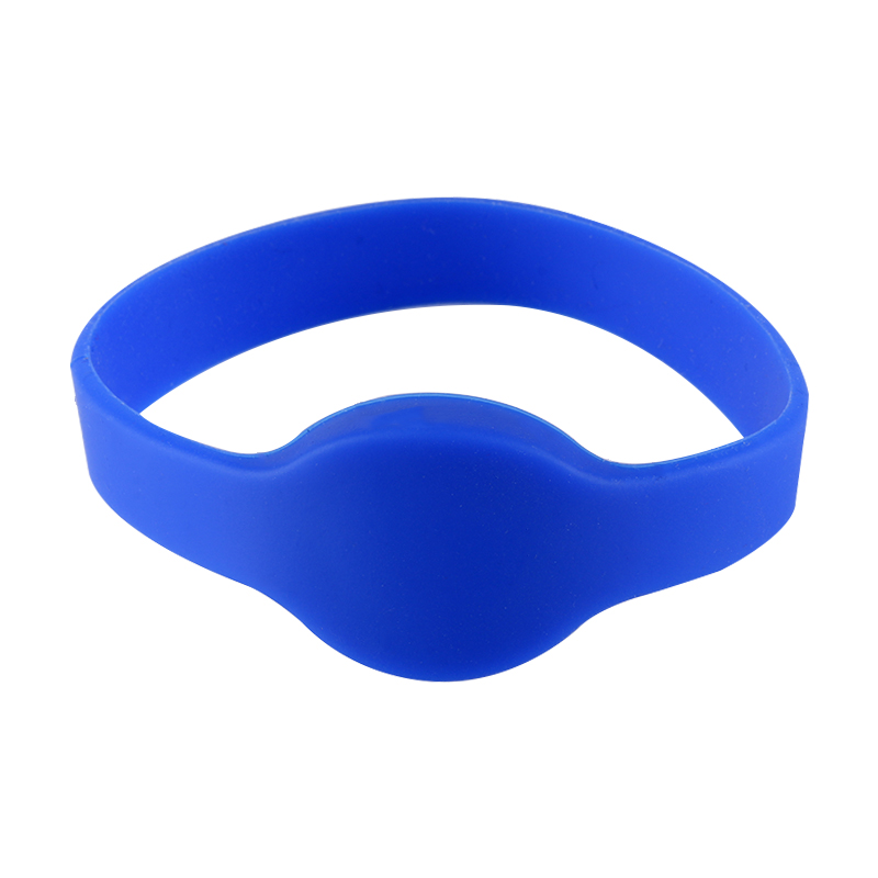 5PCS 125khz EM4100 TK4100 RFID Bracelet ID Card Silicone Band Read Only Access Control Card Wristband