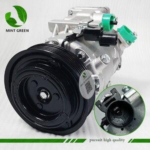 Image 4 - HS15 AC Kompressor Für Hyundai Sonata 2,4 L l4 für Kia Optima Magentis 2,4 L 2,7 L 977012B250 97701 2B251 97701 2B300 977012B350