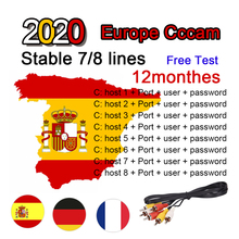 Cccam 7 Cline 1 year European stable server HD Cccam used in Spanish Portugal Italy support Gtmedia satellite receiver security in sap netweaver 7 0 application server abap