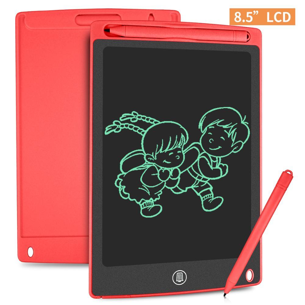 Планшет для рисования NEWYES 8,5 дюймов, ЖК планшет для письма, Электронная графическая плата, Ультратонкий портативный почерк с ручкой, детские подарки|Цифровые планшеты|   | АлиЭкспресс