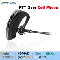 CTVMAN Bluetooth Earphone Handfree Earphones Wireless Bluetooth Headset for Phone Call and PTT talk