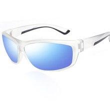 Clássico saltbreakr polarizado óculos de sol homem condução revestimento preto quadro pesca óculos quadrados para masculino oculos