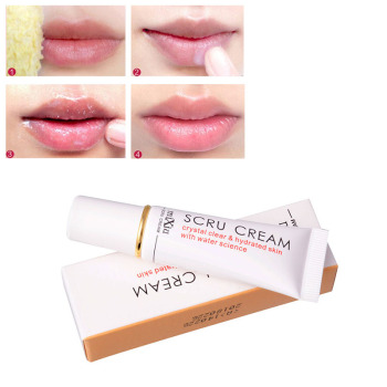 Lip Balm Lip Oil Lip Scrub Gentle Exfoliating Balsamo Labial Lipstick Moisturizer Treatments Peeling Lipbalm Care TSLM1 image