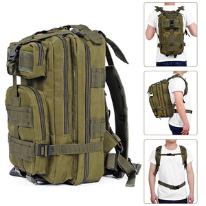 Image 3 - 25 30L Tactical Backpack Mens Hiking Trekking Traveling Backpack Army Military Backpack Outdoor Sport Climbing Bags