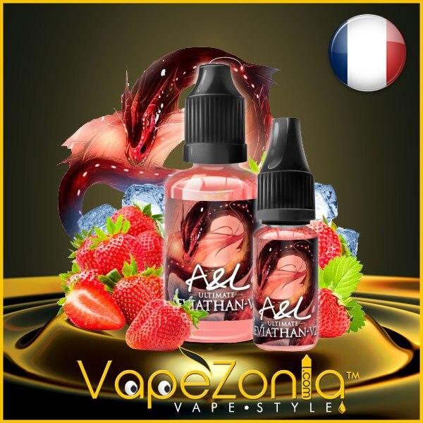 Arôme A & L ultime LEVIATHAN V2 30 ml doux édition vape boutique