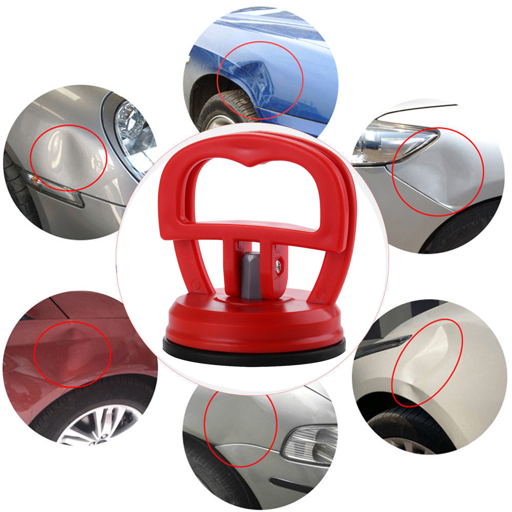 Mini Car Dent Repair Suction Cup Puller Auto Body Dent Removal Tools Strong Car Repair Kit Glass Metal Lifter Locking Useful Y7