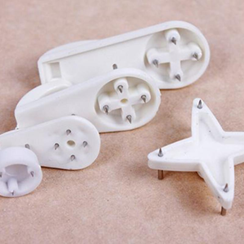 10pcs/lot White Plastic Invisible Wall Mount Photo Picture Frame Nail Hook Hanger Print fixed pin