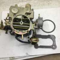 SherryBerg-carburador marino V8 5,0l 305, 2 barriles, MERCARB MERCRUISER ELEC CHOKE, nuevo