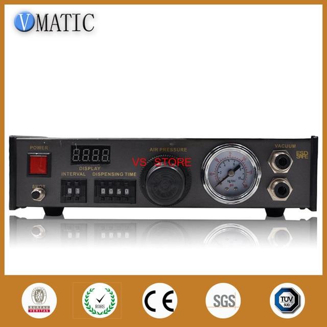 Free Shipping 220V Auto Glue Dispenser Solder Paste Liquid Controller Dropper AB Glue Dispensing Machine / Controller
