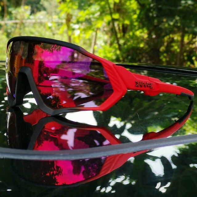 Ciclismo homem do esporte óculos ciclismo mountain bike ciclismo mulher ciclismo óculos de sol gafas ke9408 2