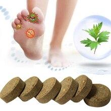 ¡Novedad de 2019! Tratamiento para uñas fungicida, Desintoxicación de pies, remojo de pies, alivio a largo plazo, pie de atleta, piel, agrietamiento, Psoriasis, Peeling Beriberi