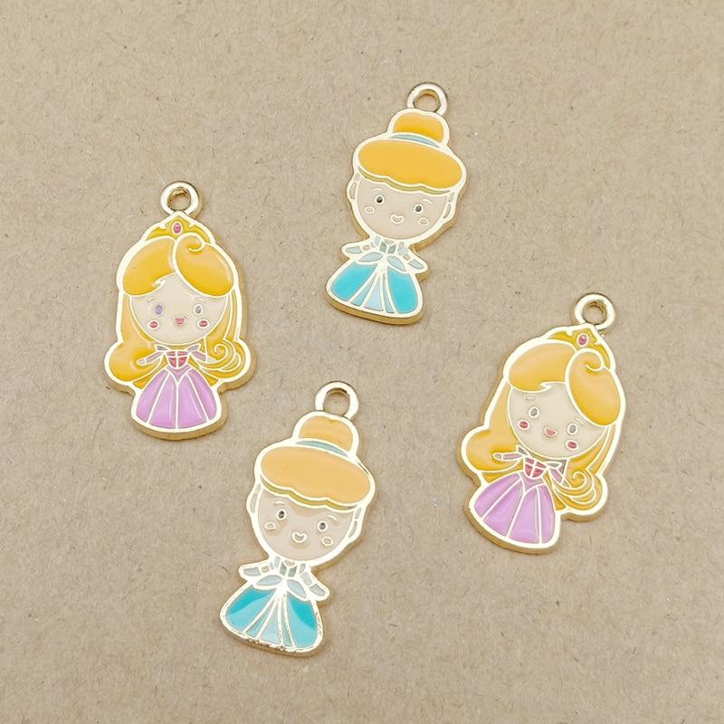 Lot Japanese anime cat Enamel Metal Charms DIY Jewelry Making Pendants Earrings