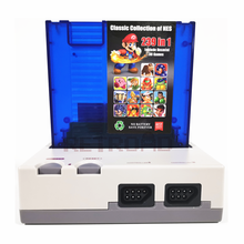 HM5 With Limited 239 in 1 8Bit Entertainment System Classic Edition Shape Clone NTSC NES Retro Game Console 72P Solt