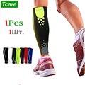 Носки компрессионные Tcare 1 шт., компрессионные носки унисекс для бега, велоспорта, улучшения циркуляции и восстановления голени