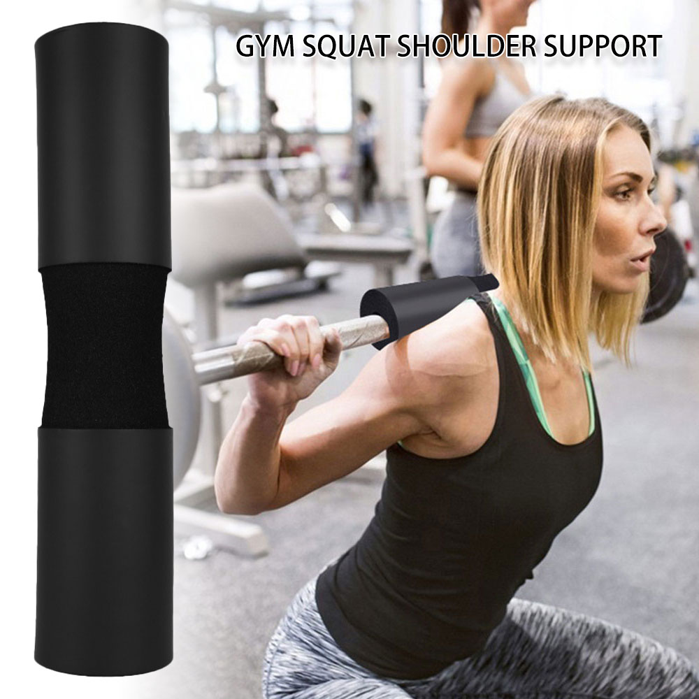 Gym Squat Shoulder Support Barbell Pad for Gym Weight Lifting Cushioned Squat Shoulder Back Support Neck