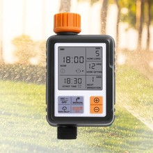 Automatic Electronic Water Timer LCD Screen Sprinkler Controller Outdoor Garden Watering Device Irrigation Tools