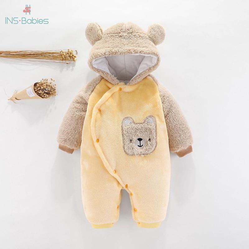 Купить одежда для новорожденных мальчиков и девочек детский комбинезон