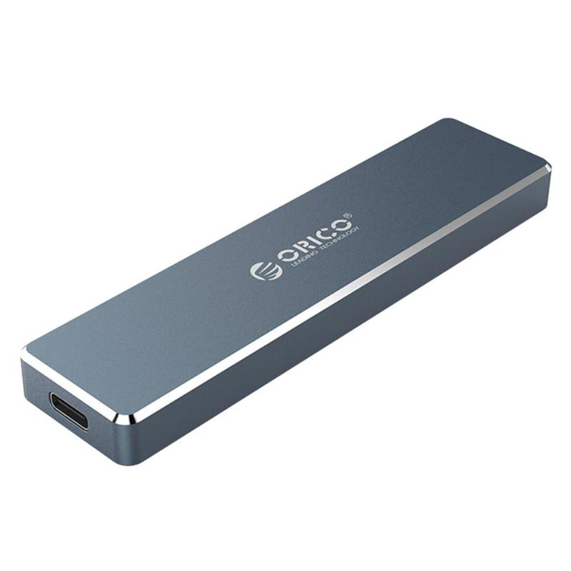 ORICO USB 3.1 Type-C Hard Disk Drive Case Box 5Gbps Aluminum Alloy M.2 NGFF SSD Enclosure For Windows Mac OS Linux PC Support 2T