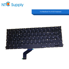 NTC Supply Keyboard UK US For MacBook Pro Retina 13.3 inch A1425 2012 2013 Year 100% Tested Good Function