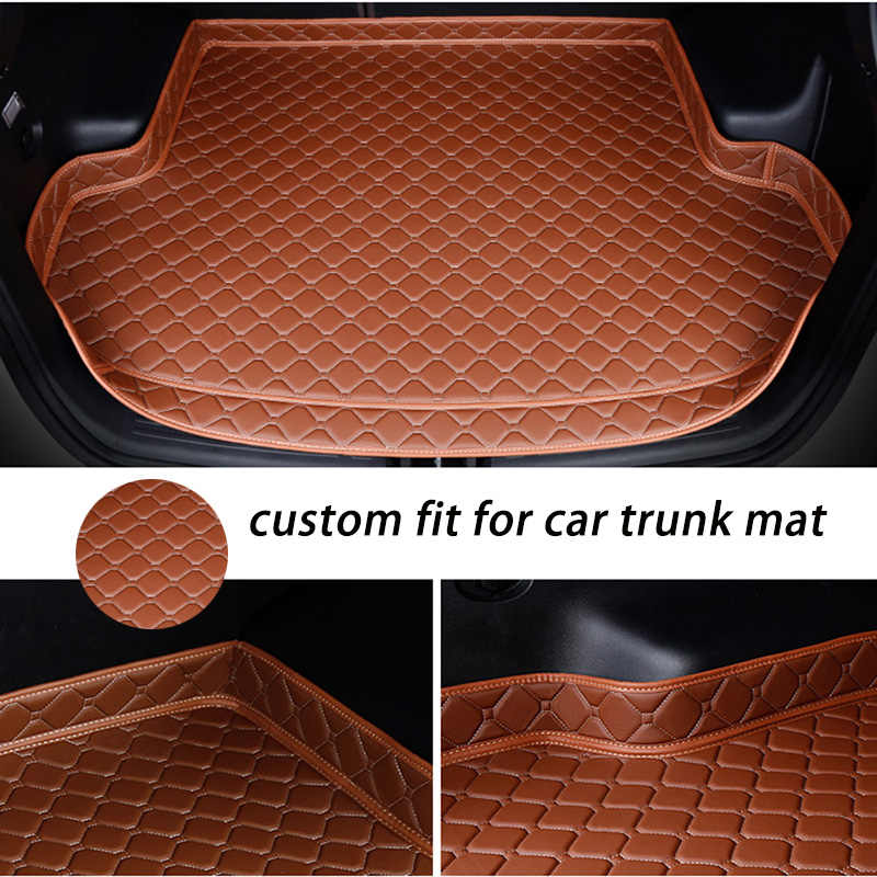 tapis de coffre de voiture personnalise pour dacia sandero duster logan tous les modeles doublure de coffre