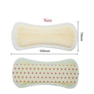 Image 5 - 5 caixa = 50 pçs atacado almofadas de ervas forro de calcinha feminino higiene almofada ginecológica cuidados de saúde do sexo feminino almofadas sanitárias de ervas chinesas