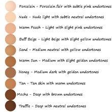 PHOERA основа консилер полное покрытие макияж матовый осветляет длительный срок Великобритании