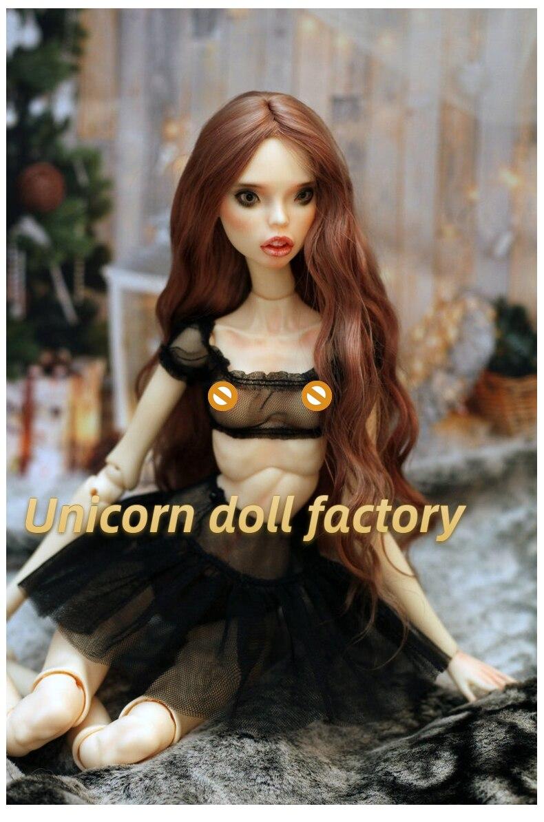 2020 nouvelle poupée BJD 1/4 poupée mixte Phyllis/Beth donner des yeux - 4