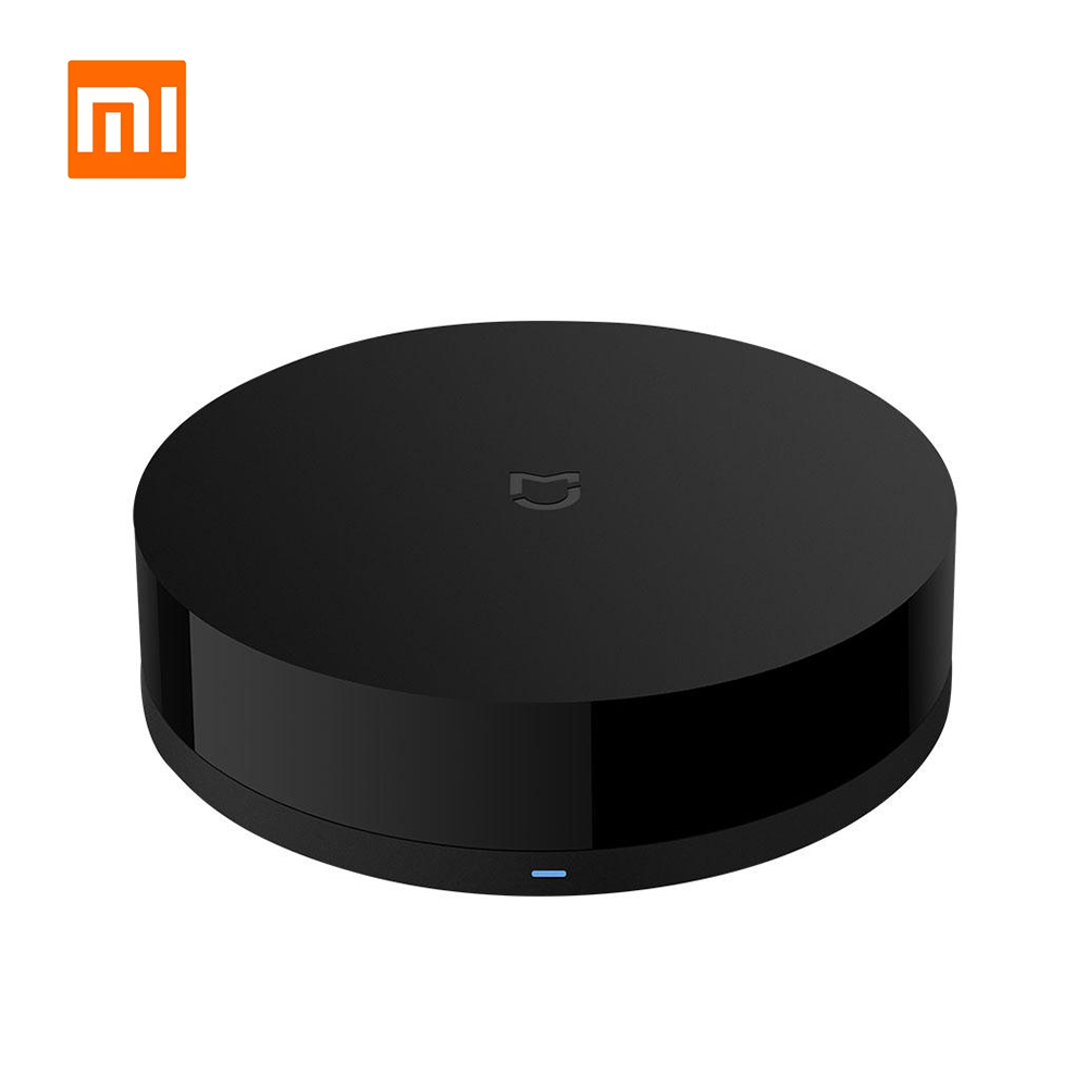 Original Xiaomi Mijia Universal Intelligent Smart Remote Controller WIFI+IR Switch 360 Degrees Automation Home Mi Smart Senso