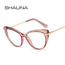 """Shauna с защитой от УФ светильник tr90 солнцезащитные очки """"кошачий"""