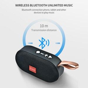 T7 Мини Bluetooth динамик Портативный беспроводной громкий динамик звуковая система 3D стерео музыка объемный открытый динамик Поддержка FM TFCard