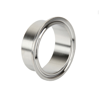 114mm Pipe OD- 219mm Pipe OD Sanitary Pipe Weld Ferrule Tri Clamp Type Stainless Steel Flange SUS 304 2 stainless steel 304 tri clamp ferrule type sanitary pneumatic ball valve