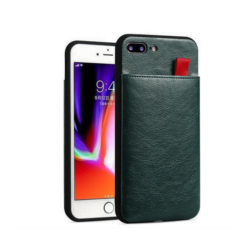 H3d90ac488b194434bea9b5eef4e91d74e For iPhone X XR XS Max Luxury PU Leather Card Slots Stand Personalized Phone Case Slim Cover For iPhone 11 Pro Max 6 6S 8 7 Plus