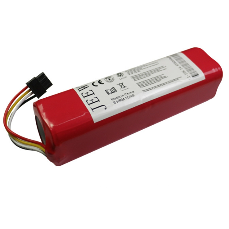 6000MAh Li-Ion 18650 Battery For Xiaomi Mi Vacuum Robot Robotics Cleaner Mi Robot Vacuum Cleaner Accessories Roborock S50 S51