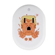 цена на USA US Trump avatar Glow at night Power Plug Adapter Socket US Plug Adapter Electric Charger Socket Americana intelligent Plug