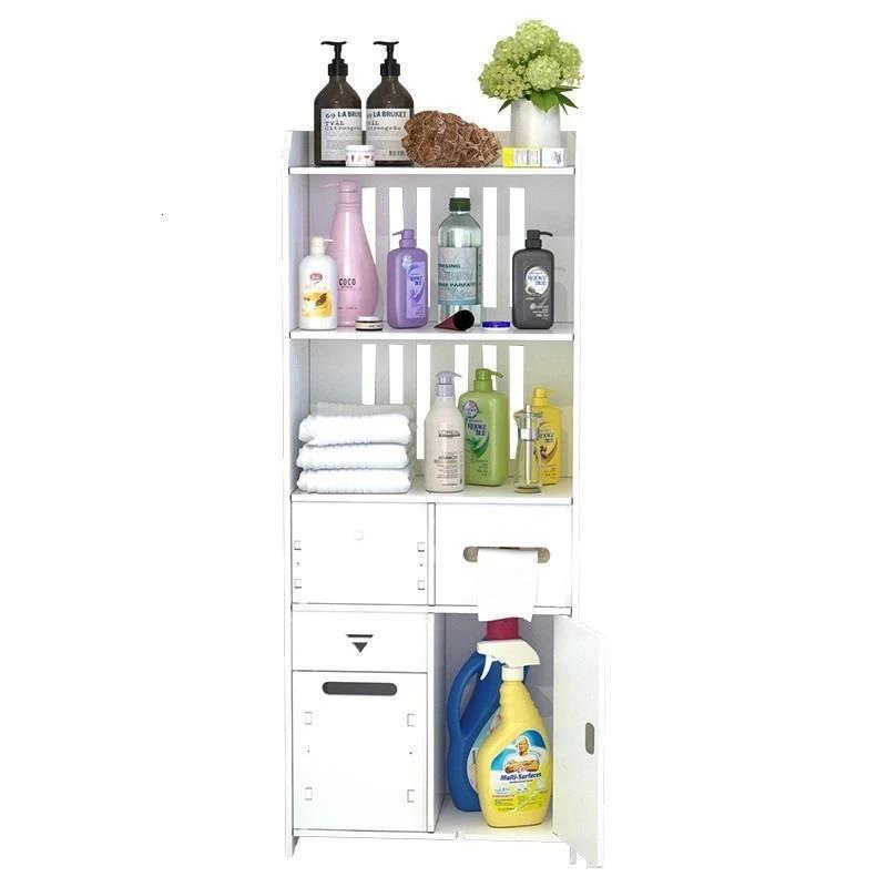 Armoire Organizador Arredo Washroom Mueble Wc Armario Banheiro Vanity Mobile Bagno Meuble Salle De Bain Bathroom Cabinet Shelf Aliexpress